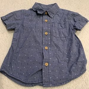 Boys Children's Place Shirt - Size 18-24 Months